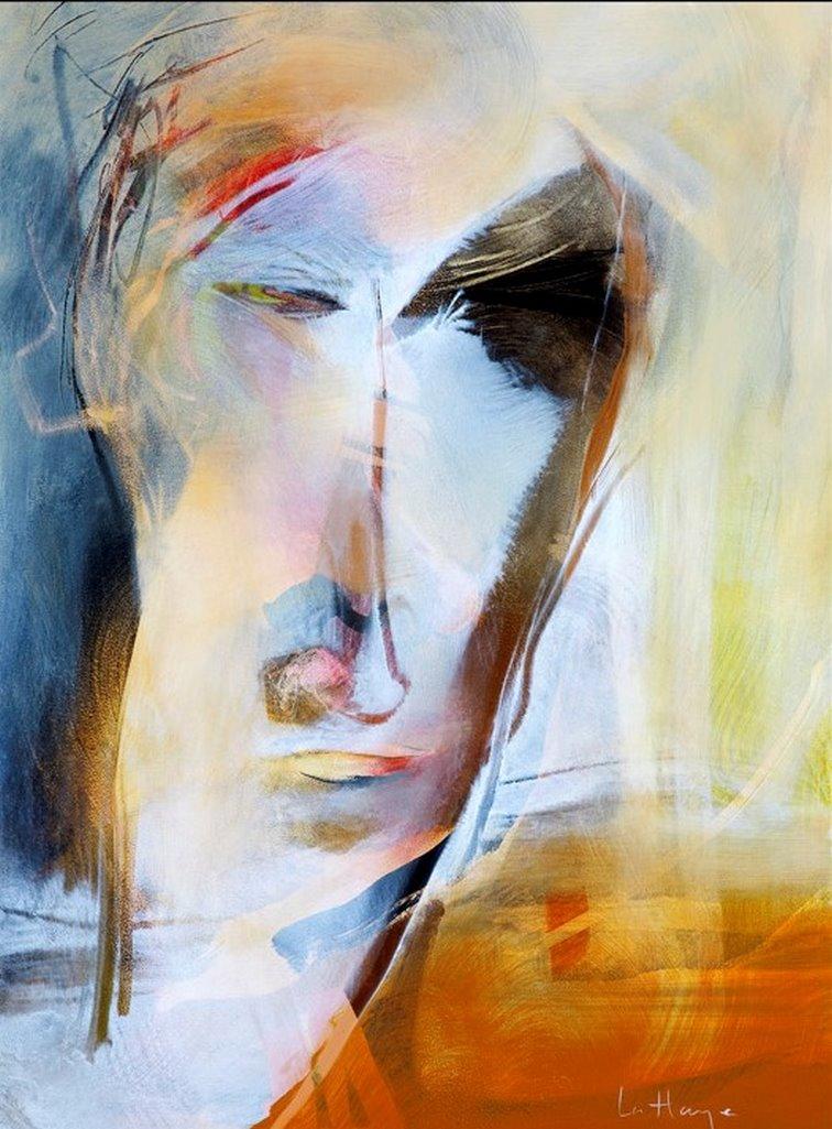 Michelagnolo, acrylique sur massonite, 120 x 82 cm, 2009